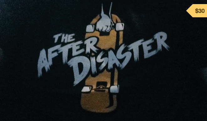 After Disaster Mall Grab Shirt